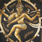 Dancing Natraj Shiva - Black