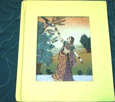 Gemstone Painting Journal - Yellow