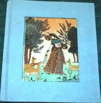 Gemstone Painting Journal- Blue
