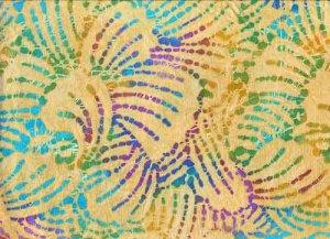 Cotton Batik Print -2