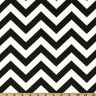 TABLE RUNNER - ZigZag Black/White Chevron Print