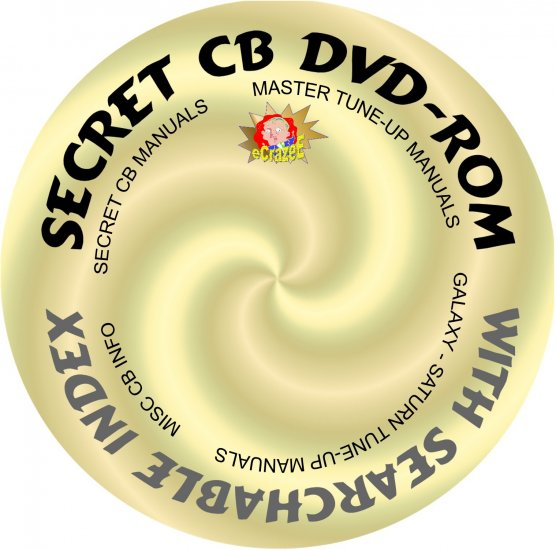 CB Secrets 2nd Edition with OEM Manuals