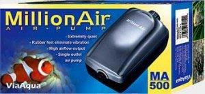 Million Air Ma - 500 Double Outlet Air Pump