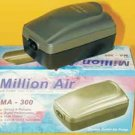Million Air Ma - 300 Double Outlet Air Pump
