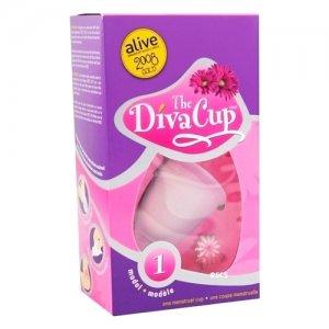 Diva Cup - Model 1 DivaCup Menstrual Solution