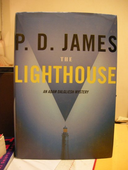 The Lighthouse: An Adam Dalgliesh Mystery by P.D. James