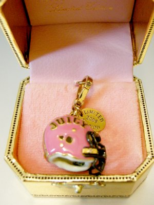 Juicy Couture Helmet Charm (2009 Limited Edition)