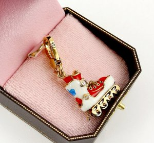 Juicy Couture Rollerblade Charm