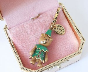 Juicy Couture 2010 Limited Edition Teddy Tree Charm