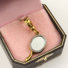 Juicy Couture Vanity Mirror Charm