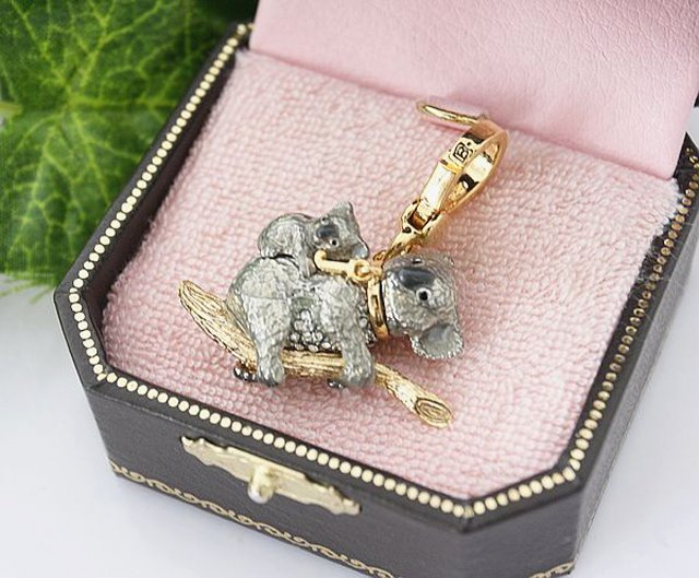 Juicy Couture Koala Bear Charm (Pre-release)