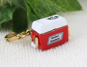 Juicy Couture Freezer Cooler Charm (Pre-release)