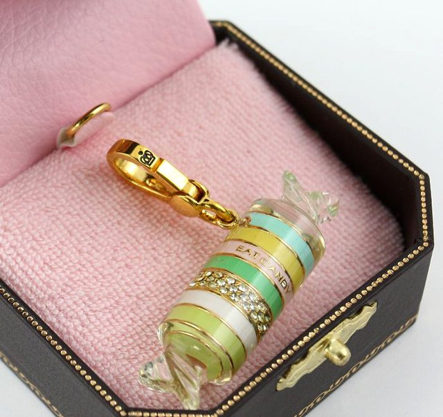 Juicy Couture Candy Roll Charm