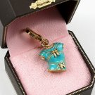 Juicy Couture Bow T-Shirt Charm
