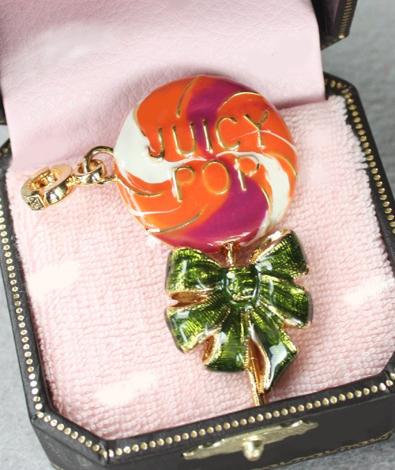 Juicy Couture Lollipop Charm (Retired)