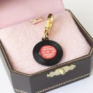 Juicy Couture Small Record Charm