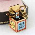 Juicy Couture Jack-In-The-Box Charm