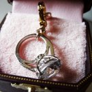 Juicy Couture Engagement Ring Charm