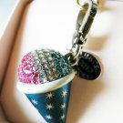 Juicy Couture Snowcone Charm