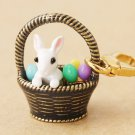 Juicy Couture Easter Basket Bunny Charm