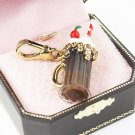 Juicy Couture Rootbeer Float Charm