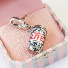 Juicy Couture Beer Can Charm