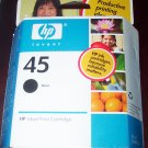 Hewlett-Packard HP 45 Black Ink