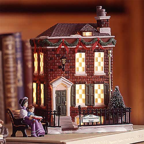 "Dept 56 - Dickens' Village - ""Dickens' Birthplace"""