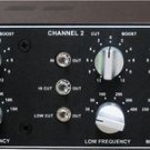 A-Designs HM2EQ HAMMER Dual-Mono 3-Band Tube Equalizer