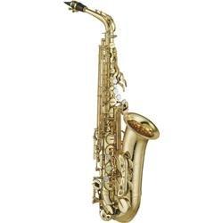 Yamaha YAS-82ZU Professional Alto Saxophone Unlacquered