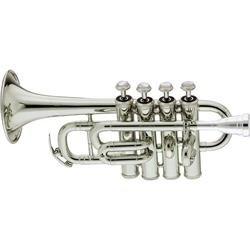Amati ATR 383S Silver Piccolo Trumpet