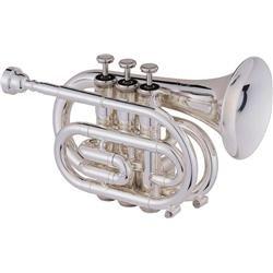Jupiter 416S Pocket Trumpet