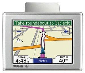 Garmin Nuvi 350 Personal GPS Travel Assistant NEW NIB