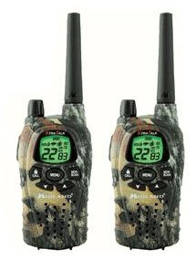 Midland GXT750VP1 Two Way Radios w/ Headset 26 Mile NEW