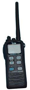 Icom IC M72 Handheld VHF Marine Transceiver 6 watts NEW