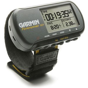 Garmin Forerunner 101 GPS Training Watch NEW