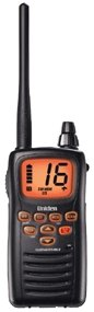 Uniden MHS350 Submersible Handheld VHF Radio