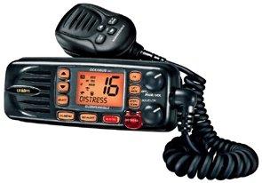 Uniden Oceanus DSC Black VHF Marine Radio