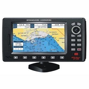 Standard CP300 GPS Chartplotter with External Antenna