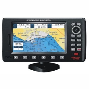 Standard CP300i GPS Chartplotter with Internal Antenna