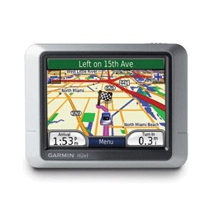 Garmin nüvi 250 NEW