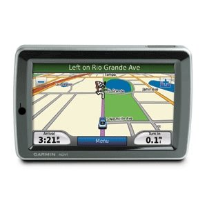 "Garmin nuvi 5000 5.2"" GPS Navigator Travel Assistant NEW"