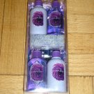 5 Piece **LAVENDER** Bath Set
