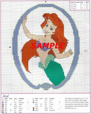 Ariel Self Portrait