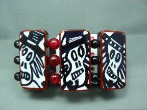Bone Daddy Domino Bracelets