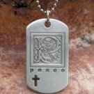 Rawcliffe fine pewter-lead free-USA crafted-PEACE