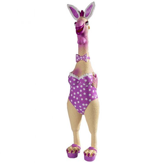 Henrietta playchick dog toy