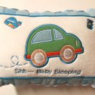Baby Boy Pillow Door Hanger