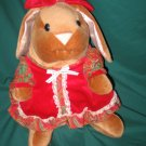 Christmas Velvet Rabbit