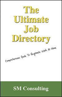 The Ultimate Job Directory (paperback) New